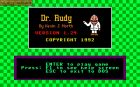 Dr. Rudy: