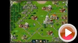 The Settlers II (PL): Settlers II Gold Editon DOS - Gameplay
