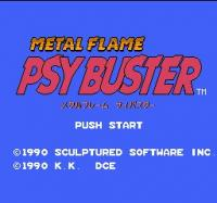 Metal Flame Psybuster