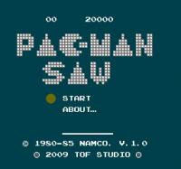 Pac-Man Saw