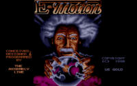 E-Motion (The Game of Harmony)