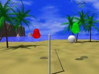 Blobby Volleyball