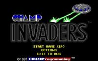 CHAMP Invaders