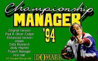 Championship Manager '94