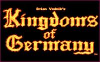 Kingdoms of Germany