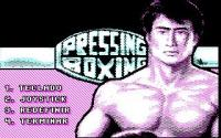 Pressing Boxing