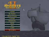 The Settlers II Mission CD