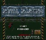 Gra Metal Marines