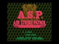 Gra A.S.P.: Air Strike Patrol