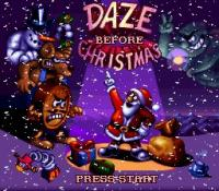 Daze Before Christmas