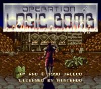 Operation Logic Bomb: The Ultimate Search & Destroy